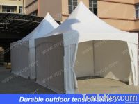 Aluminum tension canopy for garden wedding marquee parties 4x4m