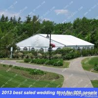 2013 best saled wedding tent for 300 people