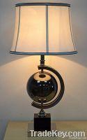 table lamp desk lamp steel lamp