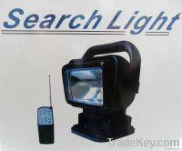 hid xenon search light / remote control