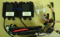 hid xenon kit / 100W slim ballast/ single bulb
