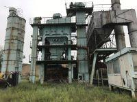 Nikko  NBD160 asphalt plant, nikko asphalt plant