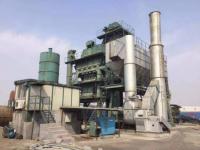 Used Nikko 1600 asphalt plant, nikko asphalt plant