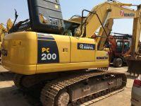 Used Komatsu PC200-8 Excavtor