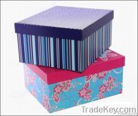 High Quality gift box & rigid box & handmade box