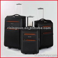 polyester trolley case and eva luggage