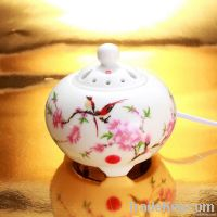 Advanced ceramic electronic fragrance censer