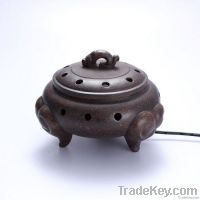 XY135 ceramic oil incense burner