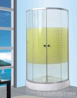shower enclosures/corner shower/shower cubicles with CE