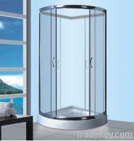 90x90cm 80x80cm silding glass door shower enclosureZY-601