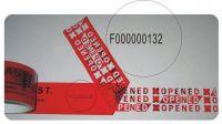 tamper proof carton sealing tape