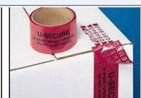 tamper proof evident packaging  tape