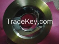 Tungsten Carbide Dies for Wire, Bar, Cable & Tube Inds.