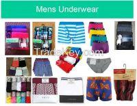 Men's Underwear, Mens Underwear, Underwear, Brief & Boxer, Brief, Boxer