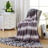 Good quality flannel throw blanket
