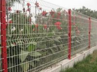 hot sale garden fence ISO9001 with high quality