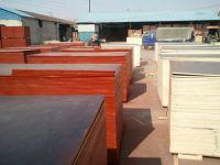 hardwood film faced plywood