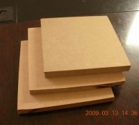 Raw And Plain MDF Board, Light Colour MDF Panels, Plain Waterwash MDF, 1830x3660mm