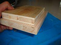 Good Quality 5 Layer Plain BlockBoard