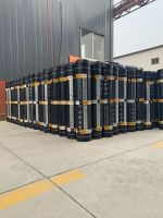 SBS APP self adhesive bitumen/asphalt waterproof roofing felt/membrane , Bitumen ,Polyester Felt