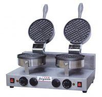 Stainless Steel Waffle Machine