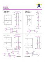 Aluminium Slide Doors Series