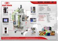 Vertical Form Fill Seal Liquid Packing machine
