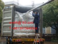 Food grade PP woven dry bulk container liner bag for grains with AIB and BRC certificate