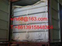 Food grade PP woven dry bulk container liner bag for wheat / soybean / rice / malt /grain