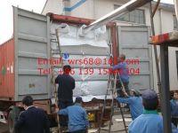 PP woven dry bulk container liner bag for PP, PE, PVC, PET, PBT resin