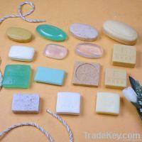 Hotel amenities, hotel soap