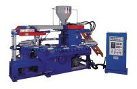 Plastic shoes making machine & molds from Taiwan