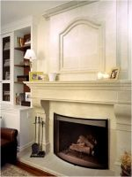 Stone & Marble  Fireplace  Mantel, Mantels, Mantle