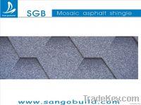 mosacic asphalt shingle