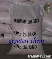 Ammonium Chloride (Crystal/Powder)