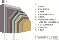 Exterior Thermal Insulating Rendering Systems