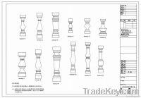 Building Decoration Lines, components