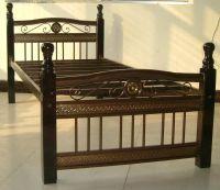 Antique Metal Bed