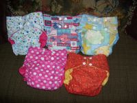 Adorable Fitted Cloth Diaper / Nappie