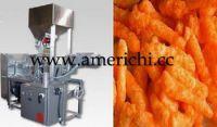 Corn curls machine