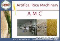 Artifical rice machinery