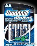 Supacell Digital batteries