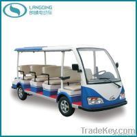 Electric Sightseeing tourist car
