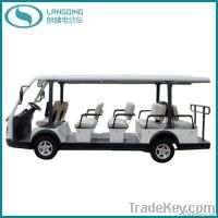 Electric Sightseeing car shuttle bus tourist coach - LQY145B