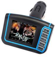 Sell fm transmitter-car mp4 kf303f