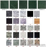 Granite Blocks, Marble Blocks
