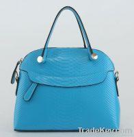 multiuse leather shoulder bag & handbag