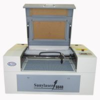High Speed CO2 Laser Engraver for Nonmetals with CE FDA