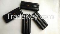 Carbon Fibre Cigar Carry Case, 3 Sticks Travel Humidor