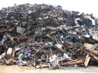 SCRAP METALS AND REFINED SUNFLOWER OIL